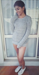 Sweater weather #snuggle #sweaterdress #winterfashion #ootd #outfitideas